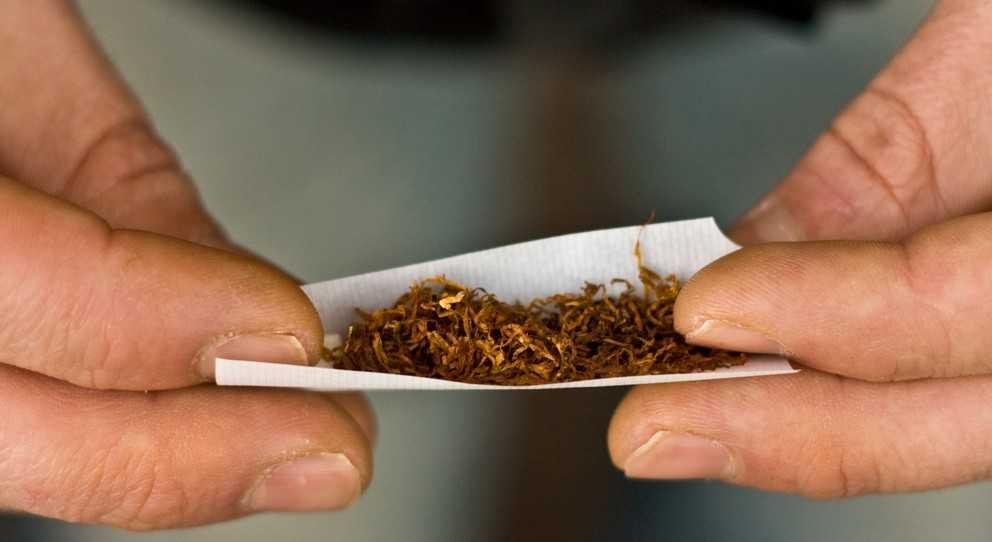 bibułki papierosowe